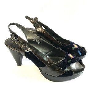 NEW Kenzie Bianka heels sz 10
